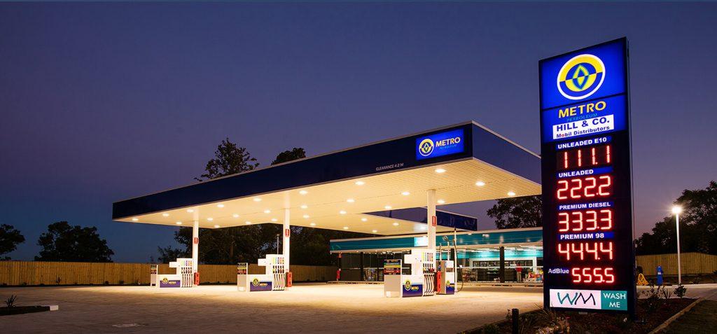 Home - Metro Petroleum